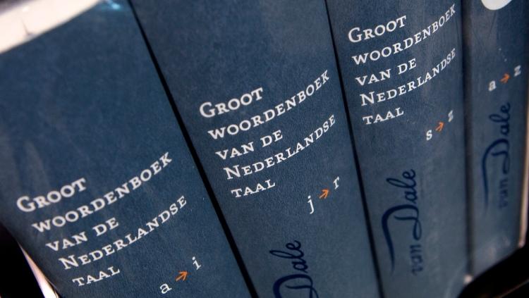 WOORDENBOEK-BOEKEN-NEDERLANDS