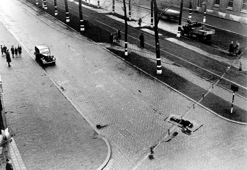 Oranjeboomstraat 1943~01 Liquidatie