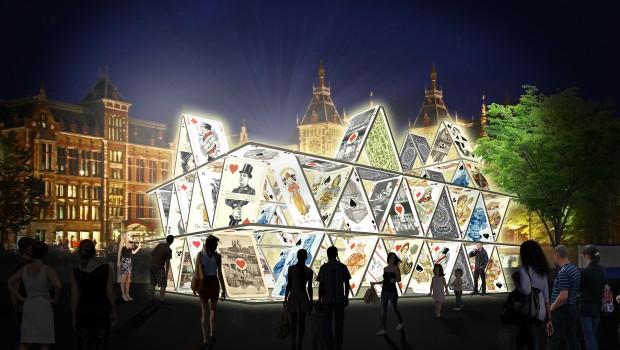 Het SchrijfCafé - Amsterdam Light Festival - Kunst
