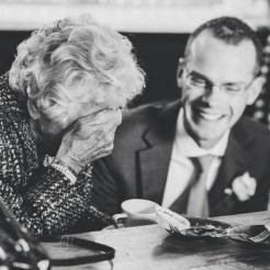 Het SchrijfCafé - Mens, wat ben je mooi als je lacht